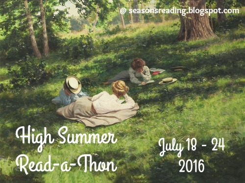 High Summer Read-A-Thon!